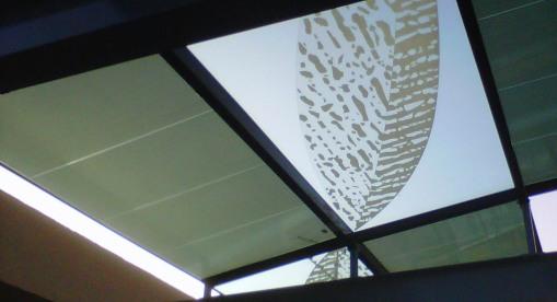 Bordeaux - Onyx Solar skylight