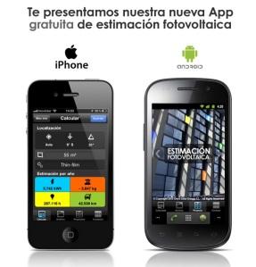 APP de Estimación Fotovoltaica para Smartphones